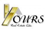 Agent logo YOURS REAL ESTATE, LDA - AMI 11492